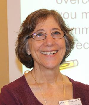 Grace Whitney, Ph.D., MPA, IMH-E (IV)