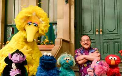 Sesame Street Launches New Trauma Initiative