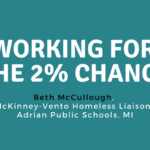 Working for the 2% Chance