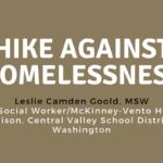 Hike Against Homelessness