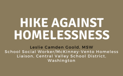 Hike Against Homelessness