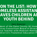 Not on the List: How HUD Homeless Policy Leaves Children Behind