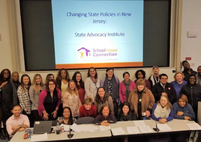 State Policy Institute in New Jersey