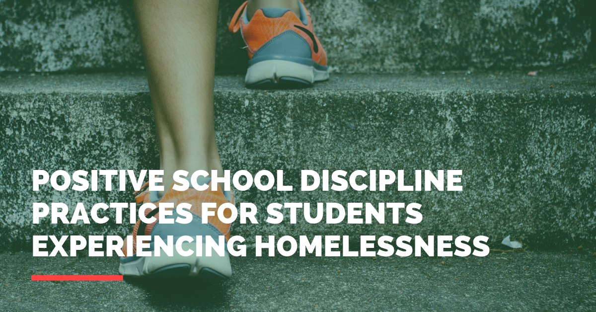 Proactive Discipline Can Lower >> Positive School Discipline Practices For Students Experiencing