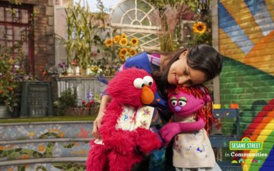 Sesame Street Launches National Initiative on Family Homelessness